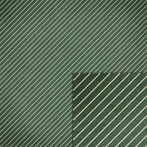green stripe background paper