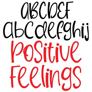 pn positive feelings