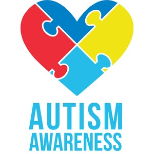 autism awareness heart puzzle
