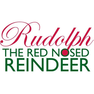 rudolph the red nosed reindeer phrase / page title