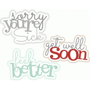 get well soon phrases