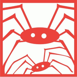 spiders tile