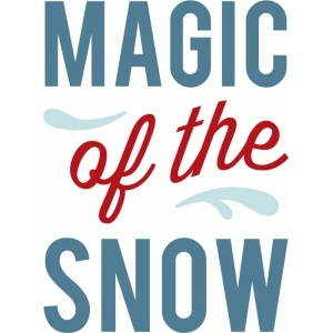 magic of the snow