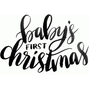 babys first christmas - Babys First Christmas Photos