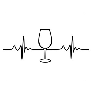 wine glass pulse