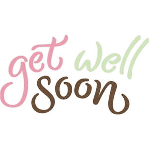 get well soon phrase