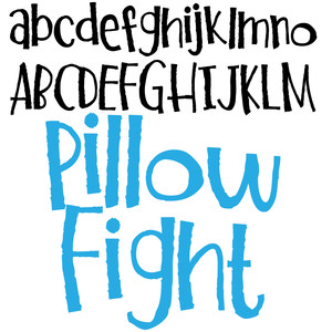 pn pillow fight