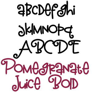 zp pomegranate juice bold