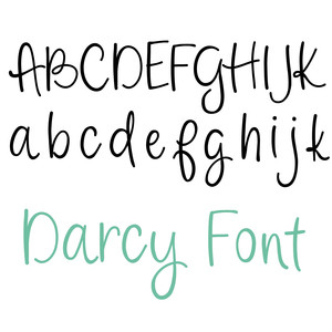 darcy font