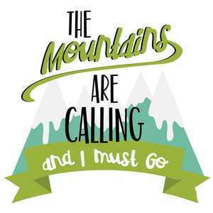 winter cuties - mountains calling
