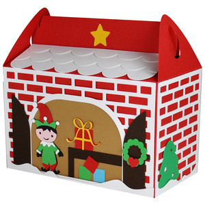 santa's workshop gift box