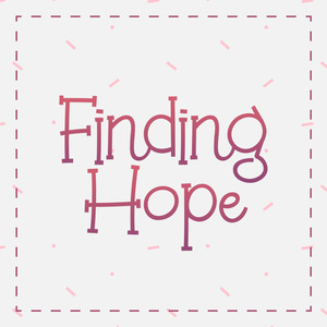 finding hope font
