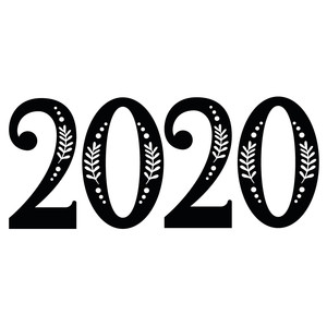 decorative 2020