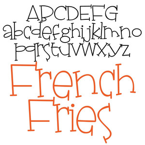 zp french fries