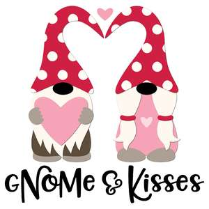 gnome & kisses