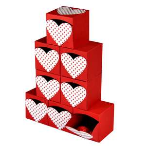 valentine tower of love treat dispenser