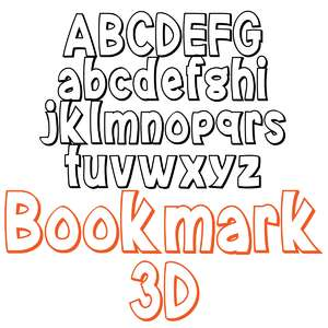 zp bookmark 3d