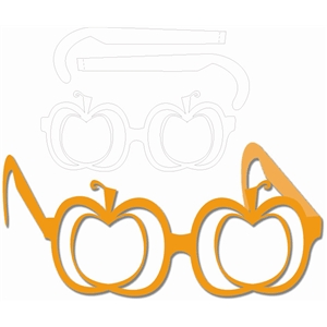 glasses- pumpkin