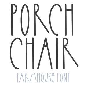 dtc porch chair
