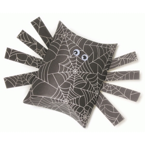 spider pillow box