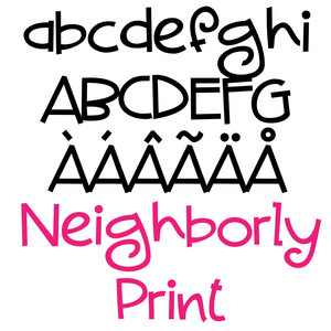 pn neighborly print