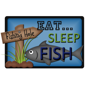 eat sleep fish title