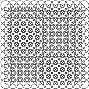 bubbles lattice