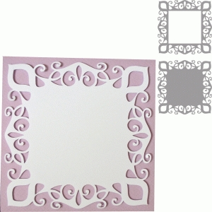 daniela angelova square doily decoration