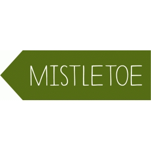 mistletoe arrow