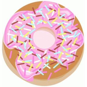 donut day card