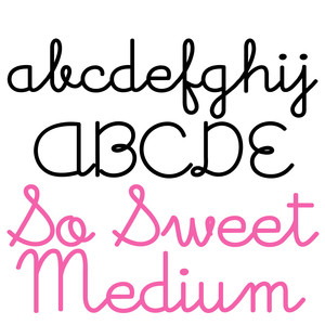 snf so sweet medium