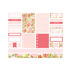 chloe planner stickers