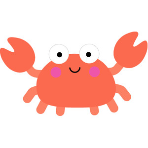 crab - under the sea