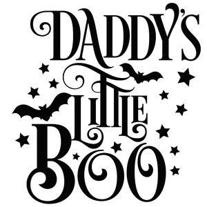 daddy's little boo quote