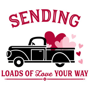 sending loads of love