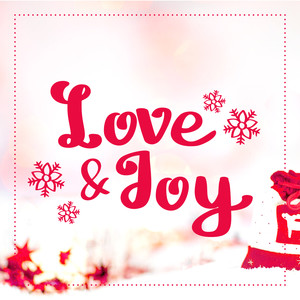 love and joy font
