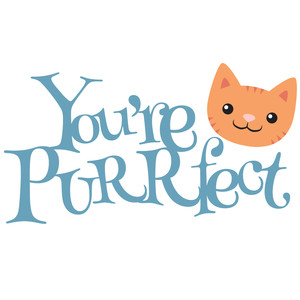 you're purrfect title