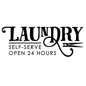 laundry self-serve