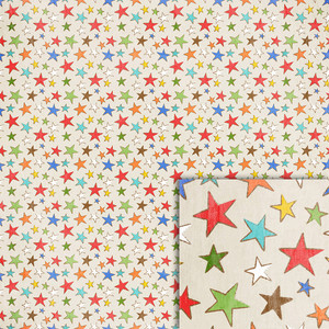 stars background paper