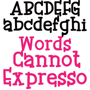 zp words cannot espresso