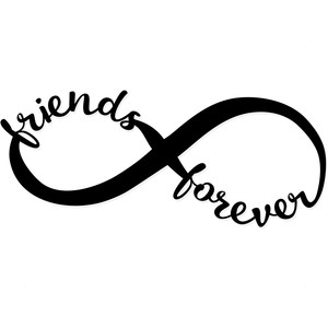 friends forever infinity