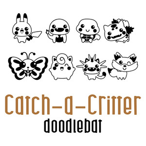 catch-a-critter doodlebat