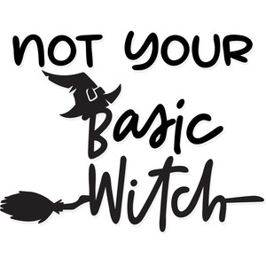 not your basic witch