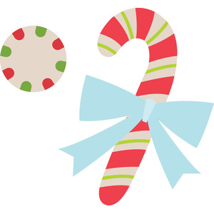 peppermint candy cane