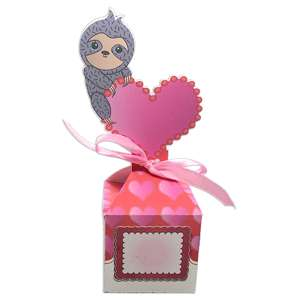 sloth valentine anything box