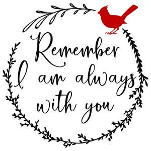 remember I am always with you