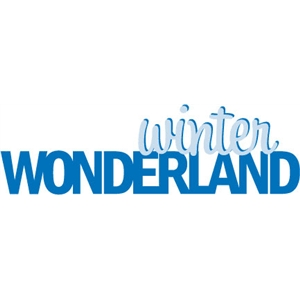 phrase: winter wonderland