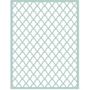 lattice screen letter size