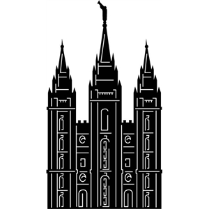 lds temples - salt lake