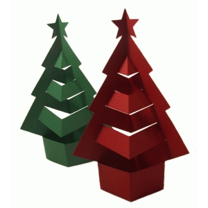 easy fold christmas tree